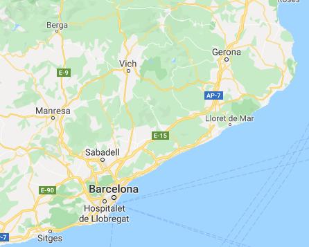 mapa actuacion